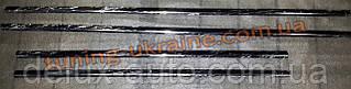 Хром накладки на стекло молдинг стекла стекольный молдинг для Honda Civic 8 2010-2011 седан