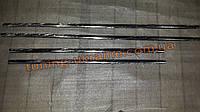 Хром накладки на стекло молдинг стекла стекольный молдинг для SsangYong Rexton 2006-2012