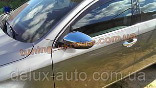 Хром накладки на ручки для Volkswagen Passat B7 2010-2014