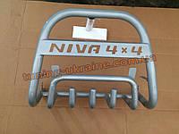 Кенгурятник с метала на Ваз 2131 Нива, фото 1