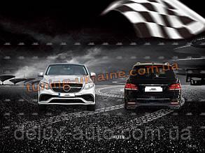 Комплект  обвеса обвесов AMG для Mercedes ML klass W166 2011+