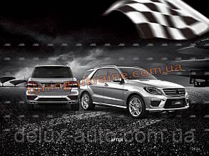 Комплект обвесов AMG для Mercedes ML klass W166 2011+