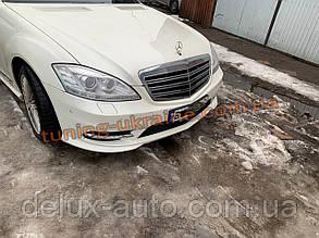 Комплект обвесов S65 под AMG для Mercedes S W221 2005-2013