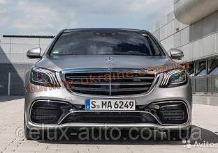 Комплект апгрейда на AMG 2018+ на Mercedes S-klass W222 2018+