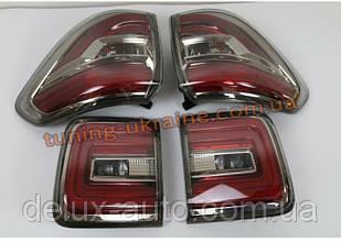 Задние LED фонари для Nissan Patrol Y62 2010+ гг.