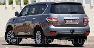 Комплект обвесов Platinum для Nissan Patrol Y62 2010+ гг.