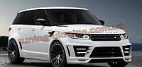 Тюнинг комплект обвеса (Lumma)  для Range Rover Sport L494 2014+ гг.
