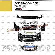 Комплекты обвесов Wald для Toyota Prado 150 2014-2017