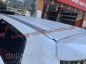 Рейлинги Lexus-дизайн для Toyota LC 200 2012-2015 год