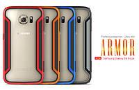 Бампер для Samsung S6 Edge G925 Nillkin Slim Border, фото 1