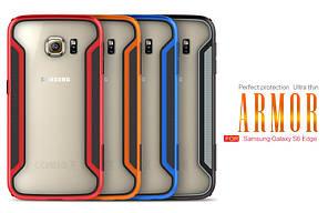 Бампер для Samsung S6 Edge G925 Nillkin Slim Border