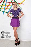 Літнє плаття з бавовни, фото 1