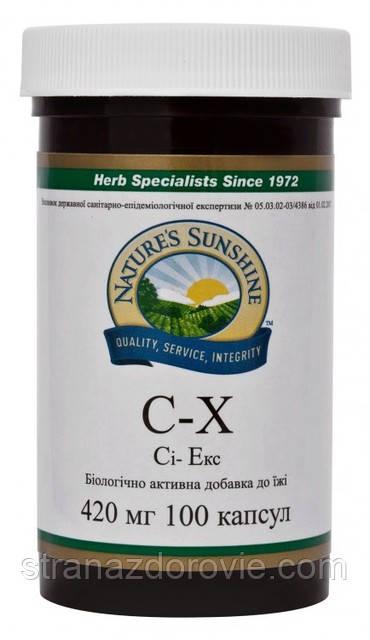 Си-Экс компании НСП C-X NSP - 100 кап - NSP, США