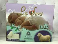 Одеяло шерстяное детское 100х145см. La sera