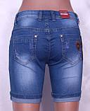 Модные женские джинсовые шорты, фото 4