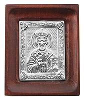 Икона для автомобиля Николай Чудотворец