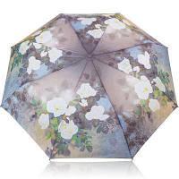 Складной зонт Magic Rain Зонт женский механический компактный облегченный MAGIC RAIN (МЭДЖИК РЕЙН) ZMR1231-1