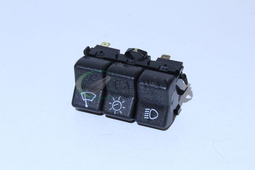 Клавіша-блок ВАЗ 2101 (потрійна) П 134 Електрика