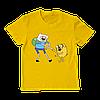 "Футболка детская ""Adventure Time"""