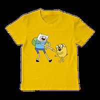 "Футболка детская ""Adventure Time"", фото 1"