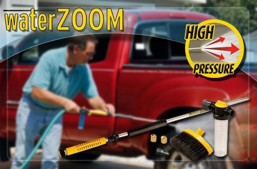 Міні мийка високого тиску Water Zoom (ВОТЕР ЗУМ)