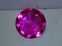 Кристалл фен шуй розовый 3,7 сантиметров диаметр