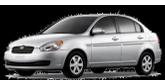 Противотуманные фары для Hyundai Accent 2006-10