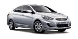 Противотуманные фары для Hyundai Accent (Solaris) 2011-18