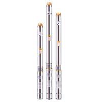 Насос скважинный Euroaqua 90QJD 109—0,37kW +пульт
