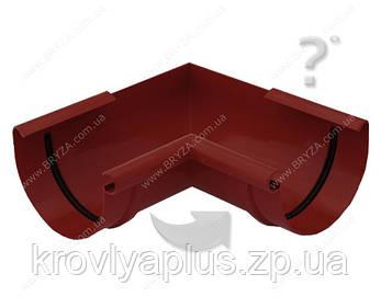 Водосточная сисиема BRYZA 125 Угол внутренний 90 гр.красный, фото 2