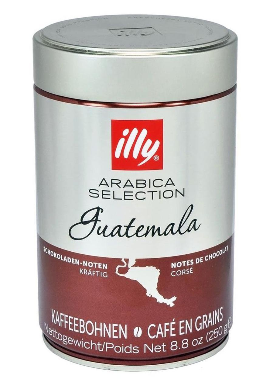Кофе в зернах illy Arabica Selection Гватемала 250 г. ж/б Италия (Илли