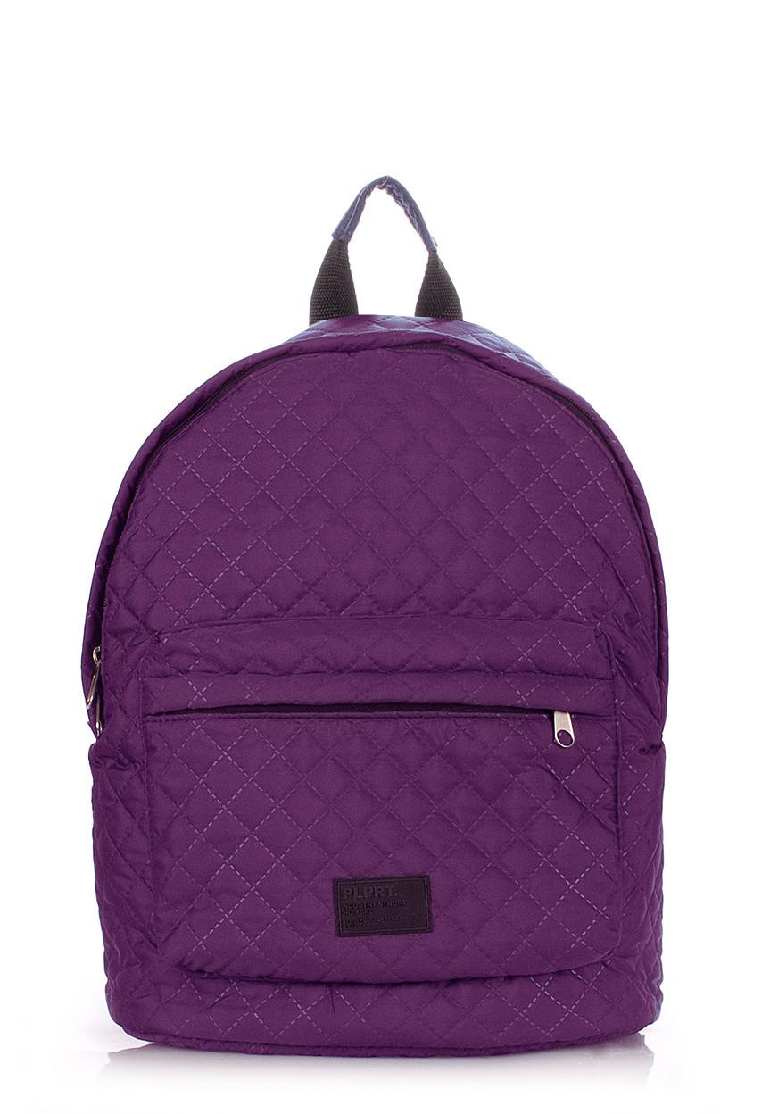 Рюкзак молодежный PoolParty фиолетовый