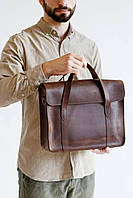 Мужская кожаная сумка через плечо| Чоловіча шкіряна сумочка натурална шкіра