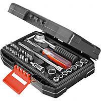 Набор инструментов BLACK&DECKER биты, головки, 31 предм. (A7142)
