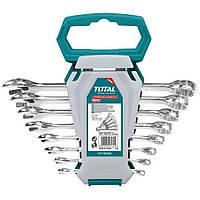 Набор инструментов TOTAL ключей комбинированных 8шт. (THT102286)