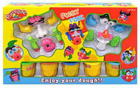 Детский набор для творчества из пластилина 9195