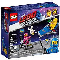 Конструктор LEGO Movie Космический отряд Бенни 68 деталей (70841)