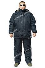 Теплый зимний костюм для рыбаков и охотников - 30
