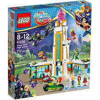 Конструктор LEGO DC Super Hero Girls Школа супергероев (41232)
