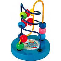 Развивающая игрушка Мир деревянных игрушек Лабиринт 5 (Д193)