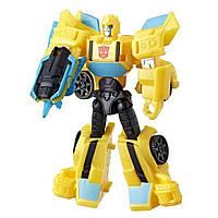 Трансформер Hasbro Transformers Cyberverse Bumblebee 10 см (E1883_E1893)