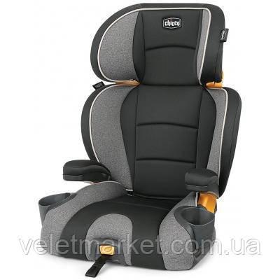 Автокресло Chicco KidFit Black-Grey (79014.99)