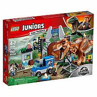Конструктор LEGO Побег тиранозавра (10758)