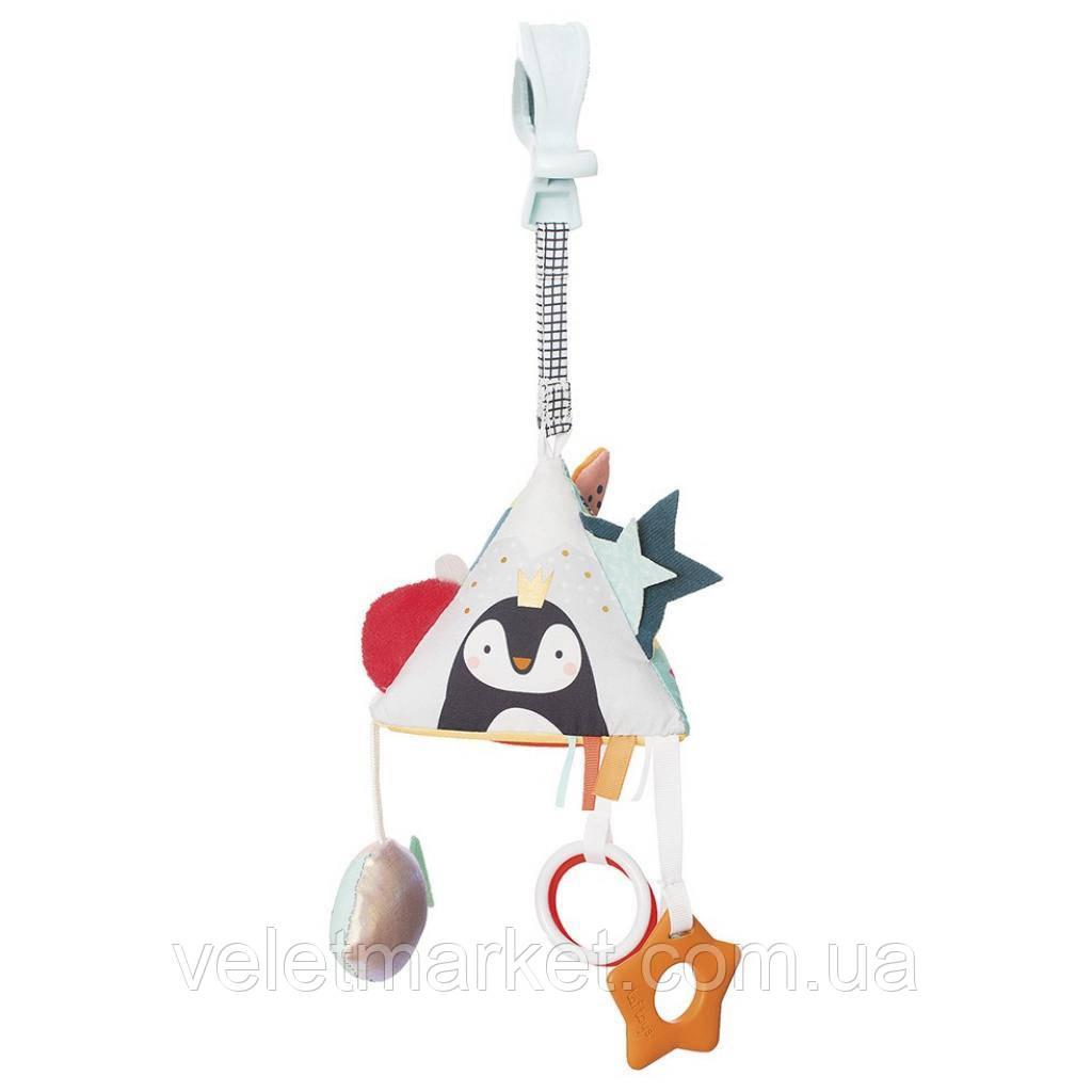 Игрушка-подвеска Taf Toys Полярное сияние - Снежная Пирамидка (12255)