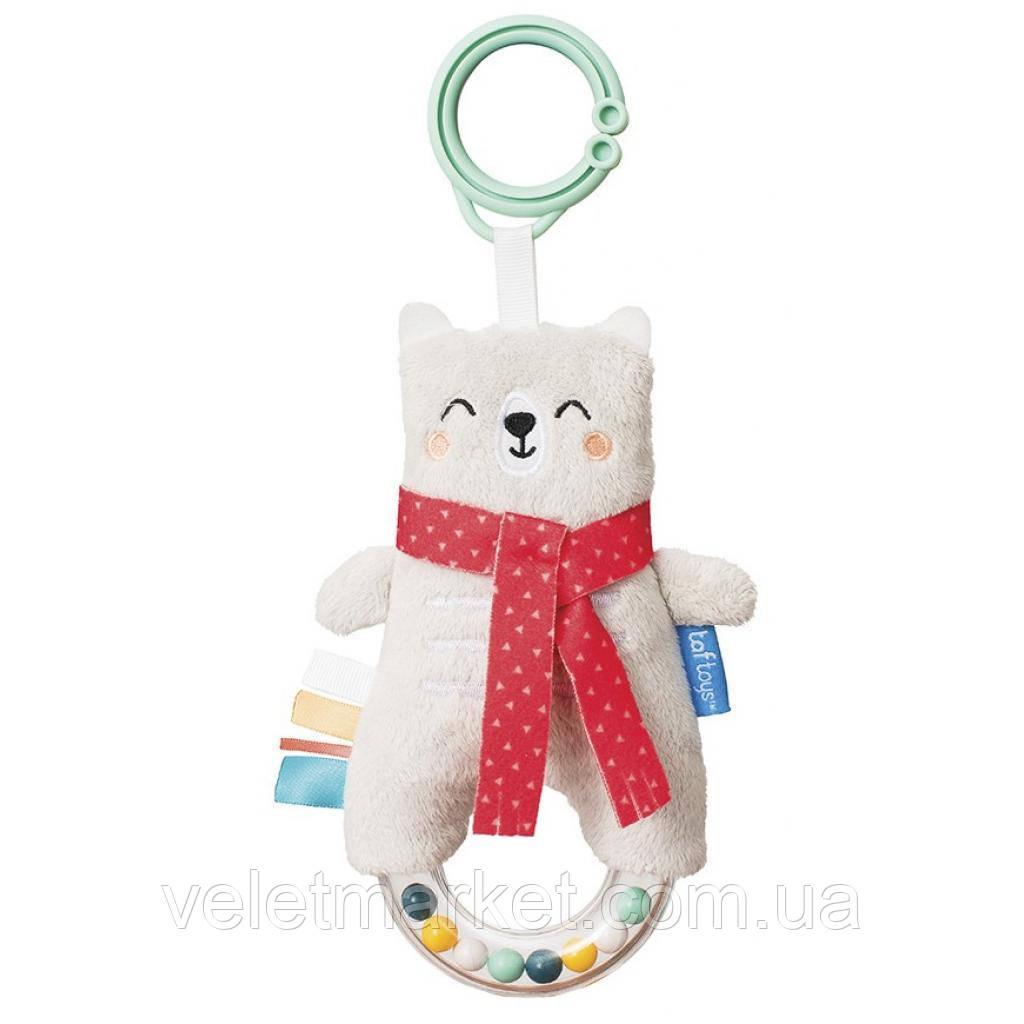 Игрушка-подвеска Taf Toys Полярное сияние - Белый медвежонок (12315)