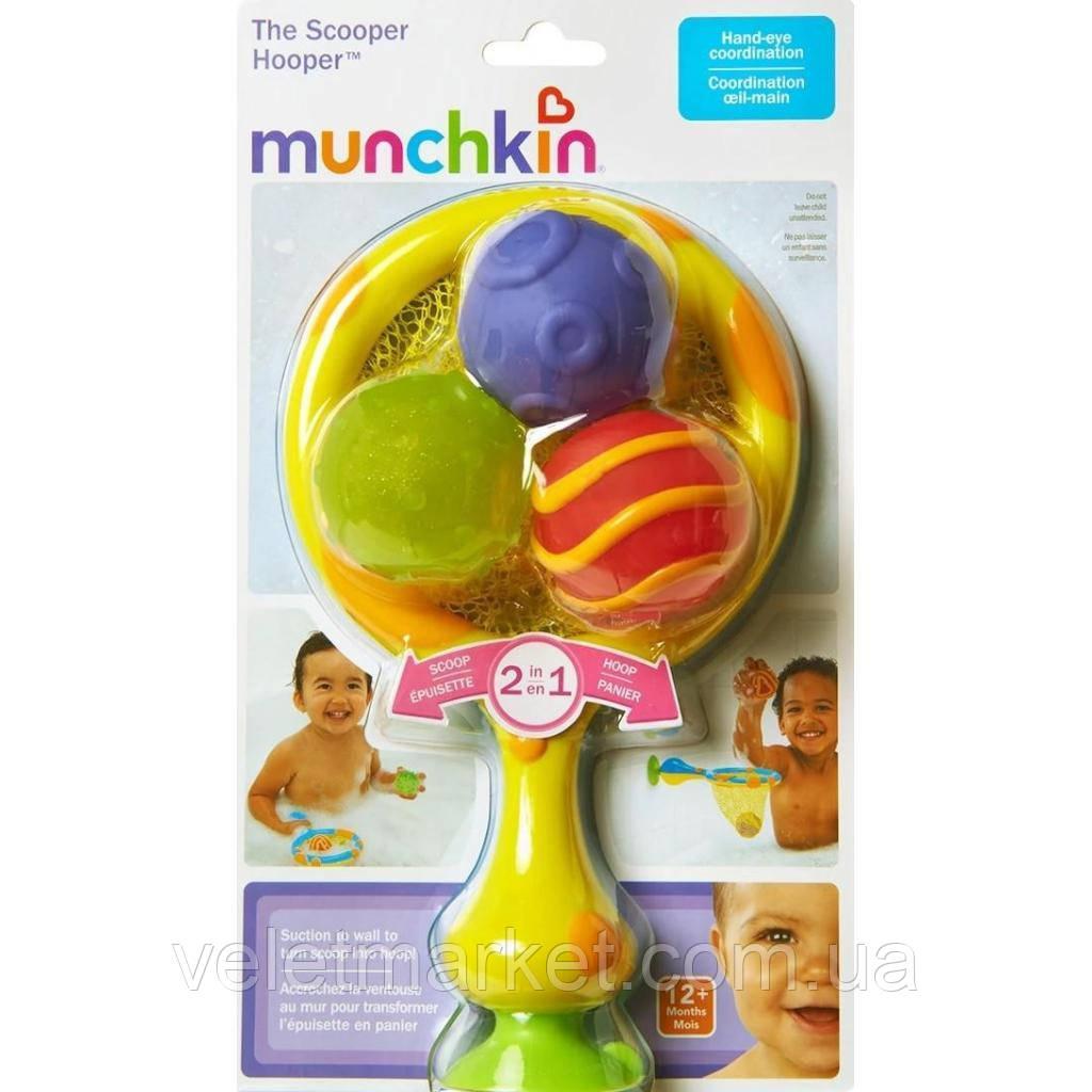 Игрушка для ванной Munchkin Scooper Hooper (012004)