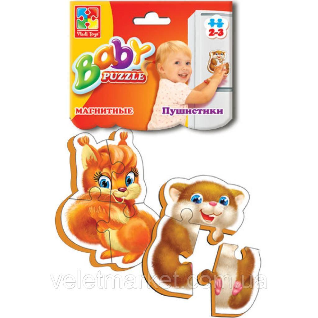 Пазл Vladi Toys Пушистики (VT3208-04)