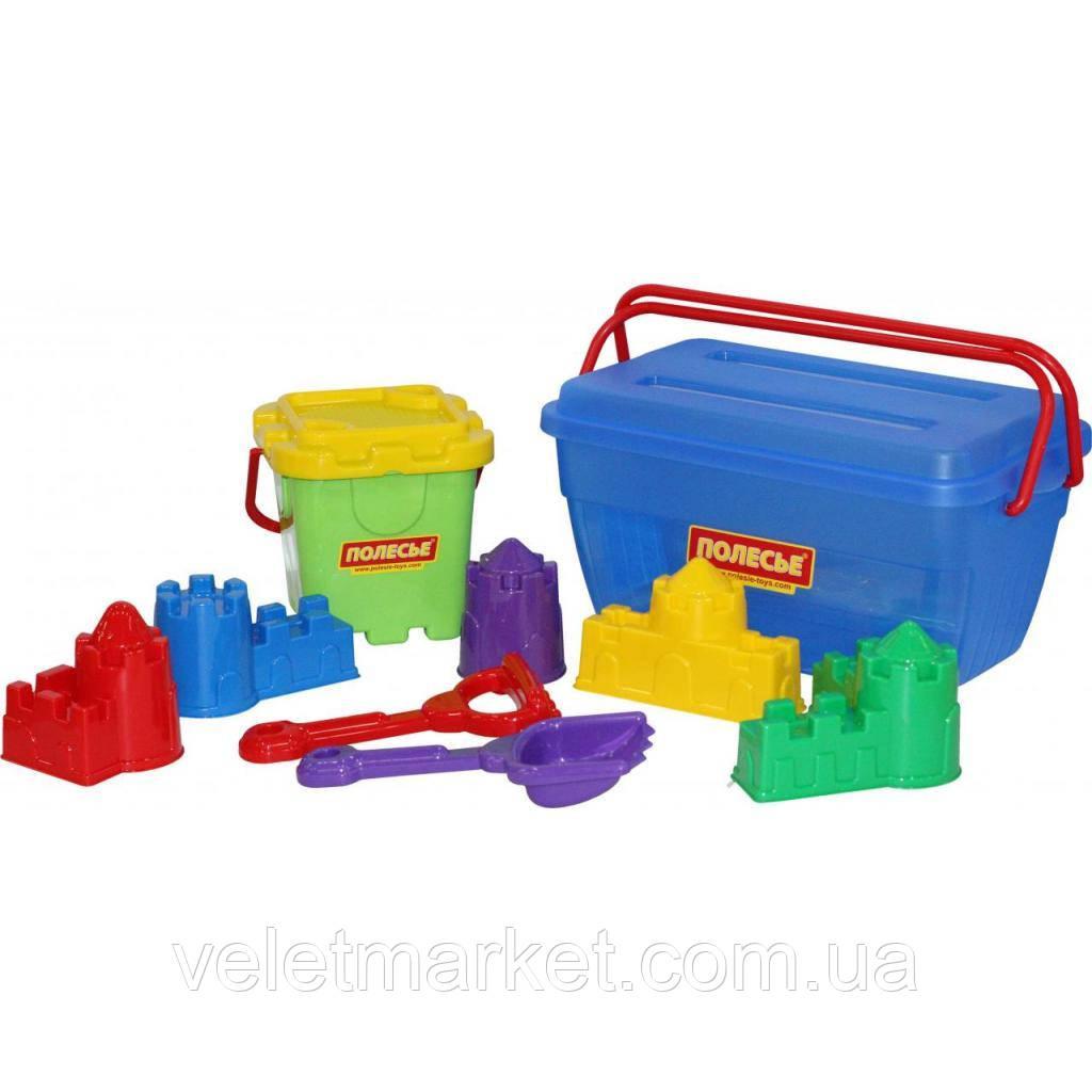 Игрушка для песка Polesie Набор №500 синий (50168-1)