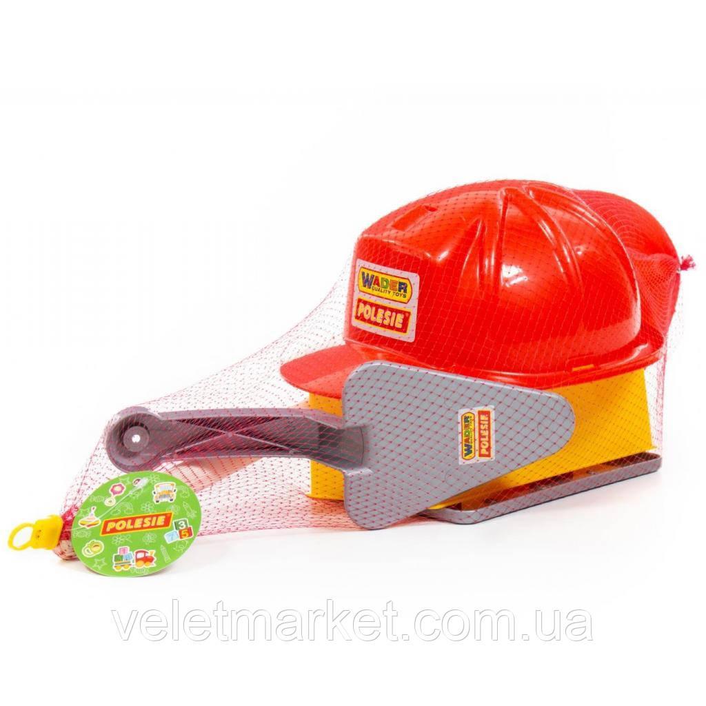 Игрушка для песка Polesie Набор каменщика №4 Construct (5 элементов) (50526)