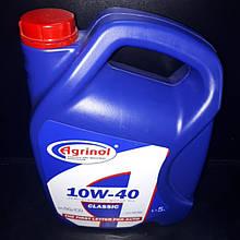 Масло моторное Agrinol Classic 10W-40 SG/CD 5L 08756